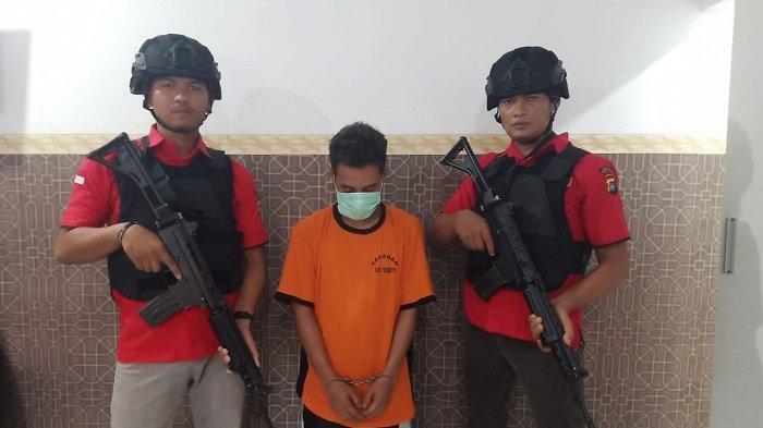Pelarian DPO Jambret Berakhir Ditangan Tim Garuda Reskrim Polres Bangka Barat
