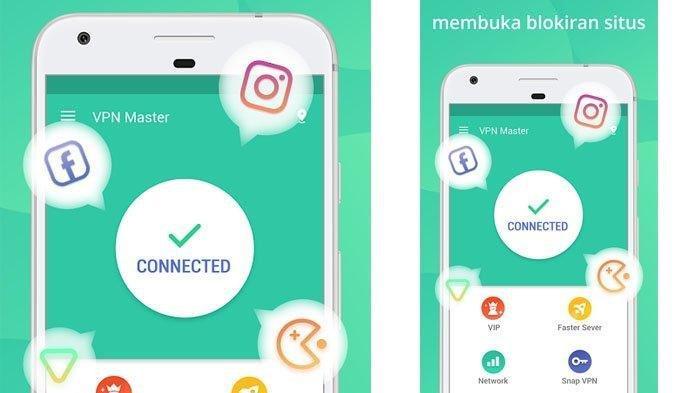 Ini Cara Kerja VPN yang Mengakali FB, IG dan WhatsApp yang Error, Pantas Saja Rekening Bisa Jebol