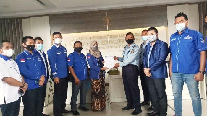DPD/DPC Partai Demokrat Se-Bangka Belitung Minta Menkumham Tolak Hasil KLB Deli Serdang