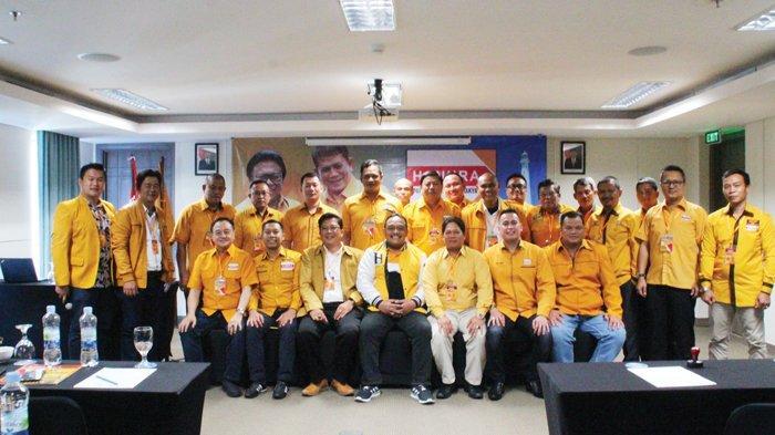 Sepakat Usung Oesman Sapta Odang Menjadi Pimpinan Partai