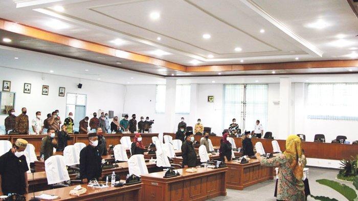 DPRD Kabupaten Bangka Sahkan Perda Protokol Kesehatan Covid-19