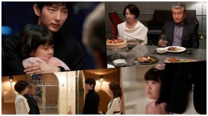 Nonton Drama Korea Flower of Evil, Kisah Masa Lalu, Identitas dan Kehidupan Baek Hee Sung