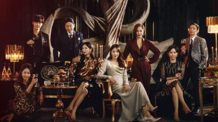 Nonton Film Drama Korea The Penthouse 2: War in Life, 20 Episode Full
