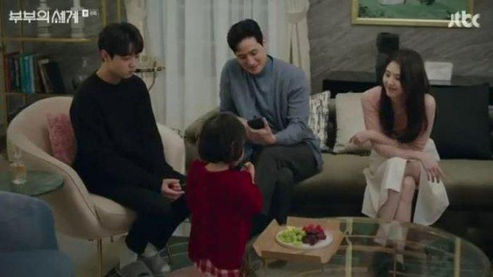 SINOPSIS The World of the Married Episode 8: Ji Sun Woo Diserang Pria Misterius