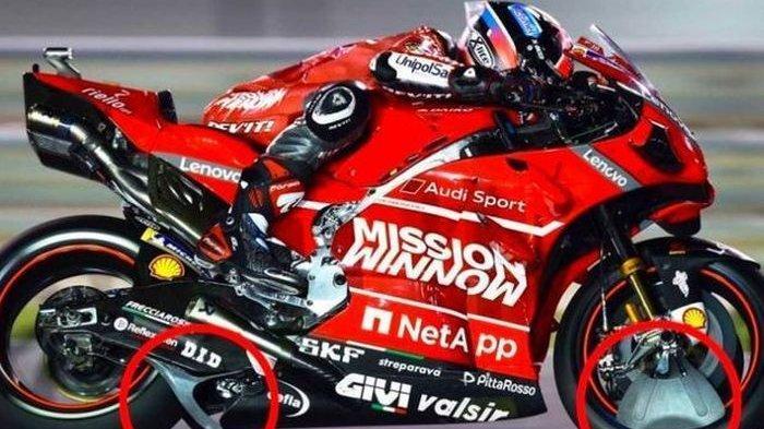 Max Biaggi Komentari Kisruh Kemenangan Ducati di MotoGP Qatar 2019