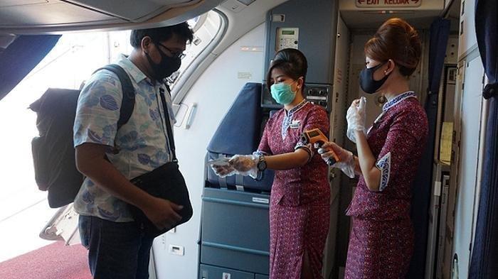 Inilah Syarat Baru Naik Pesawat Saat Pandemi Covid-19, Wajib Tunjukan Hasil Rapid Test