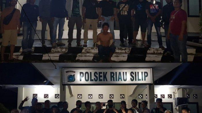 Sekali Gerak, Tersangka Pembunuhan dan Curat Dibekuk Tim Gabungan Jatanras Polda Bangka Belitung