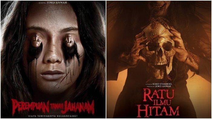 Kabar Baik Bagi Film Horor Indonesia, Ada Duel Horor Ratu Ilmu Hitam & Perempuan Tanah Jahanam