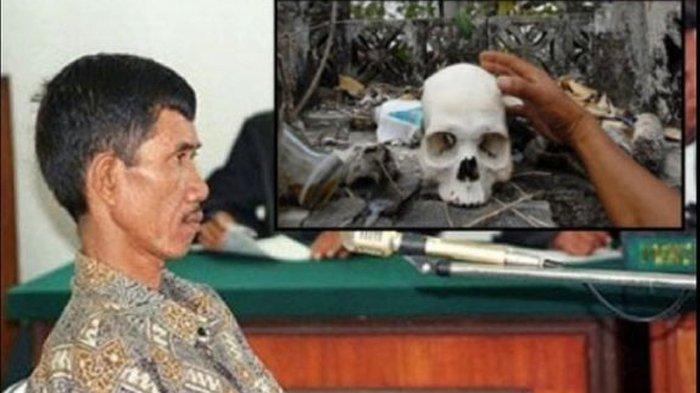 Dukun AS, Pembunuh Berantai Paling Sadis di Sumut, Habisi Puluhan Wanita Demi Kesaktian