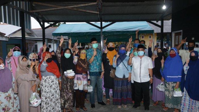 Dukung Markus-Badri, Warga Nilai Pembangunan di Desa Merata