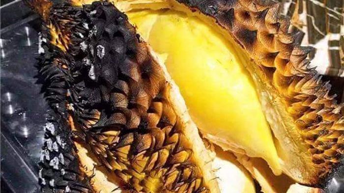 Nikmati Sensasi Menyantap Durian Bakar, Cara Membuatnya Mudah Guys