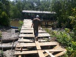 Dusun Limang Miliki Potensi Wisata Mangrove dan Pemancingan