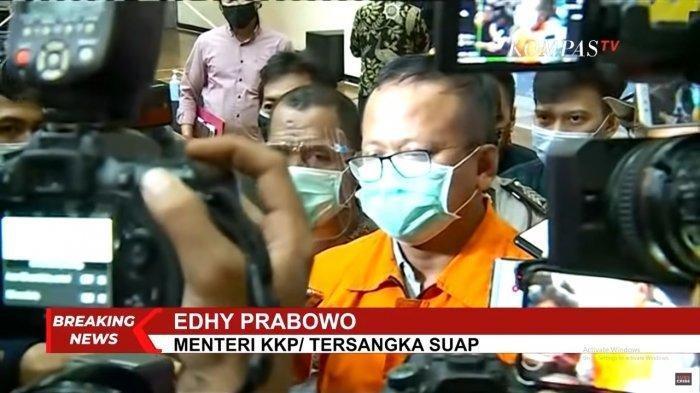 Edhy Prabowo Terjerat Korupsi, Nama Sandiaga Uno Santer Disebut Penganti Menteri KKP, Reaksi Jokowi?