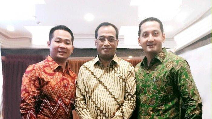 Edwin Salim Pimpin Asosiasi Logistik dan Forwarder Babel