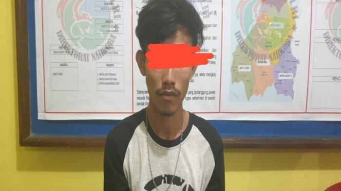 Polisi Curiga Lalu Geledah Truk dari Palembang dan Temukan 94,56 Gram Sabu-sabu