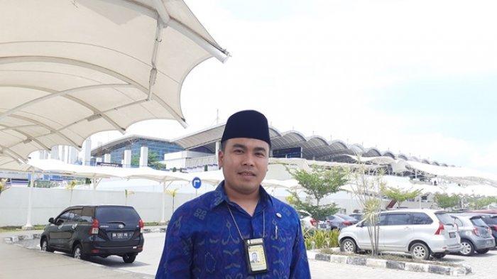 Putus Hubungan Garuda - Sriwijaya Pengaruhi Aktivitas di Bandara Depati Amir Pangkalpinang.