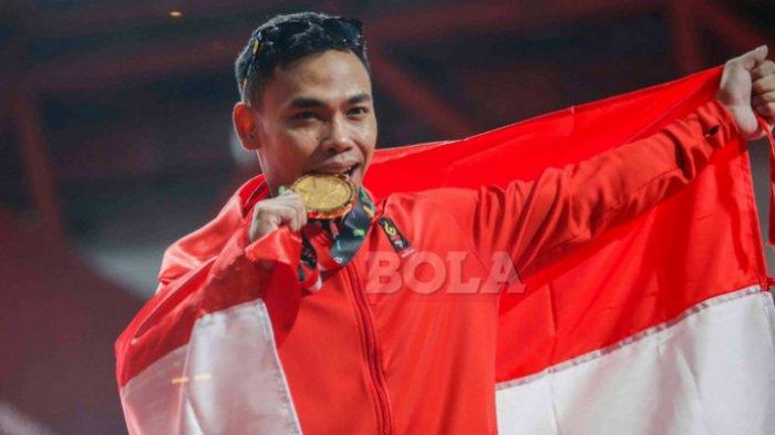 Lifter Eko Yuli Irawan Catat Sejarah Atlet Indonesia Pertama Dengan 4 Medali di Ajang Olimpiade