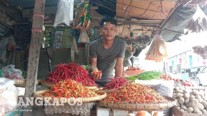 Harga Cabai Rawit Selangit, Pedagang Tak Berani Stok Banyak