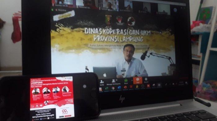 Maknai Hari UMKM Nasional, Telkomsel Gelar Webinar UMKM Movement di 12 Kota