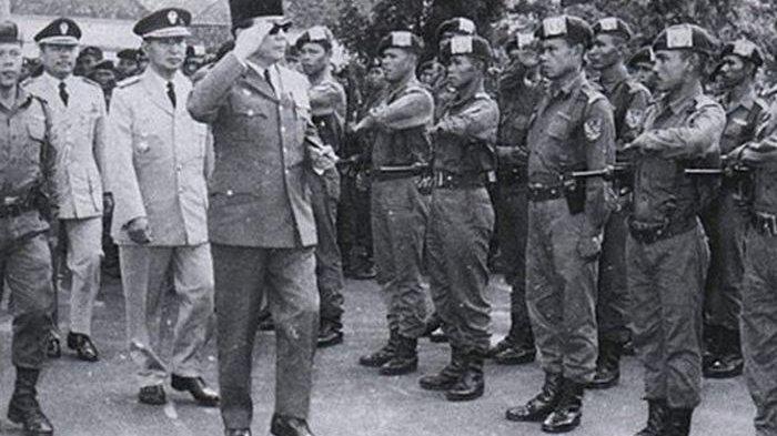 Presiden Soekarno Menangis Ketika Jenderal Kesayangannya Jadi Korban Kekejaman G30S PKI