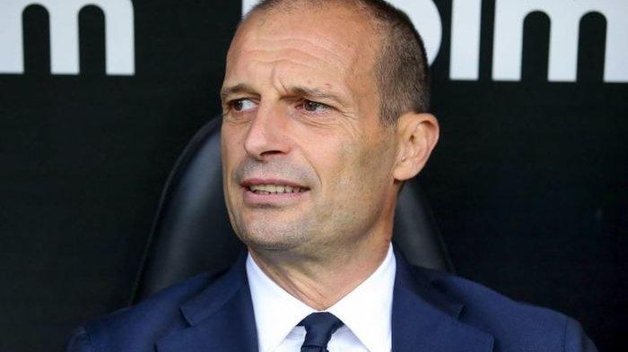 Allegri Marah-marah Saat Keluar Lapangan Usai Laga Melawan Milan, Ia Memaki-maki Pemain Juventus