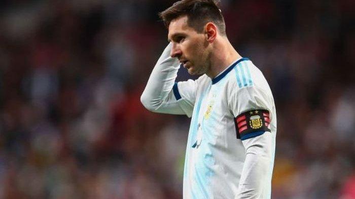 Maradona Murka Argentina Kalah dari Kolombia, Messi Yakin Timnya Mampu Bangkit
