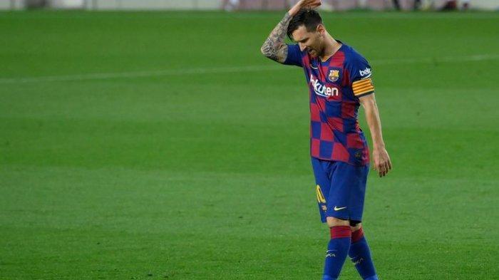 Liga Champions Babak 16 Besar, Panggung Pelampiasan Lionel Messi