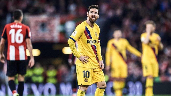 Skandal di Tubuh Raksasa Catalunya, Barcelona Pakai Jasa Influencer Serang Lionel Messi