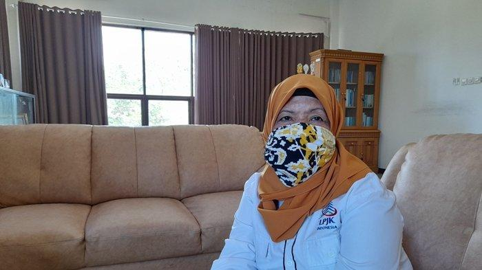 Kepala Dinas Koperasi dan UKM Provinsi Bangka Belitung, Elfiyena.