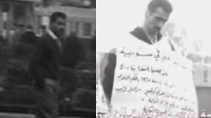 Mata-mata Israel Eli Cohen saat jalani hukuman gantung hadapan warga Suriah, 'hidup kembali' setelah rekaman ini diputar