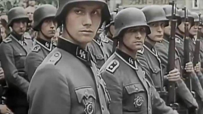 Waffen-SS Pasukan Elite Nazi
