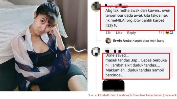 Artis Cantik Malaysia Ini Diserbu Komentar Tak Pantas di Postingannya Gara-gara Aurat