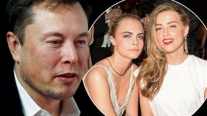 DITUDING Threesome dengan Dua Model Seksi, Elon Musk Beri Penjelasan Begini