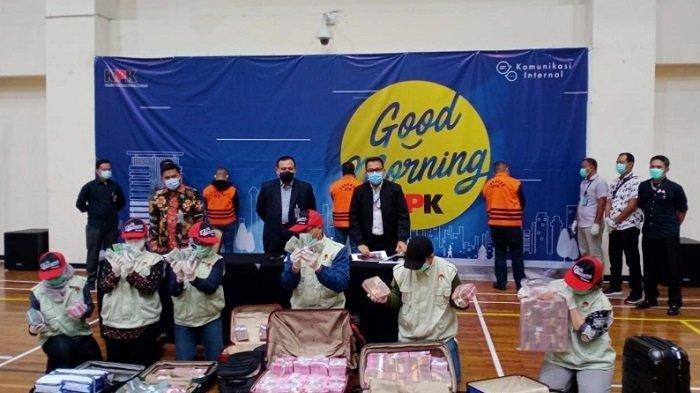 KPK Bongkar Suap Bansos Covid-19, Menteri Sosial Juliari P Batubara Ditangkap, Ini Kronologinya