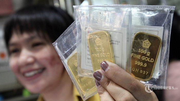 Harga Emas Kembali Turun, Pegadaian Cabang Pangkalpinang Berikan Diskon Khusus Pembelian Emas