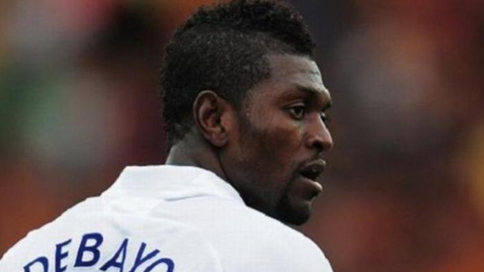 Izin Cuti, Adebayor Tak Ikut Pertandingan Tottenham vs Everton