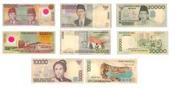 Uang Koin Kalah Jauh, 5 Uang Kertas yang Bisa Bikin Kamu Tajir Melintir, Segini Harga Satu Lembarnya