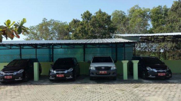 AKD DPRD Babar Jadi Temuan BPK, Enam Mobil Dikembalikan ke Pul