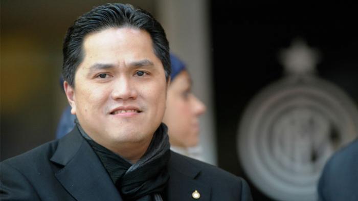 Mengenal Sosok Erick Thohir, Pebisnis Media yang Jadi Ketua Tim Kampanye Jokowi-Ma'ruf