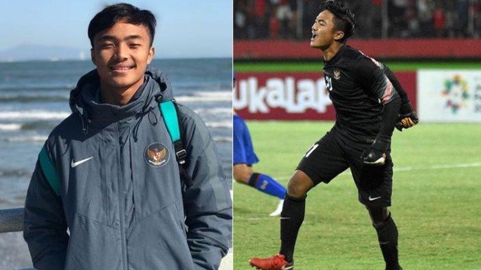 Sosok Ernando, Kiper Brilian yang Antarkan Timnas U-16 Indonesia Juarai Piala AFF U-16