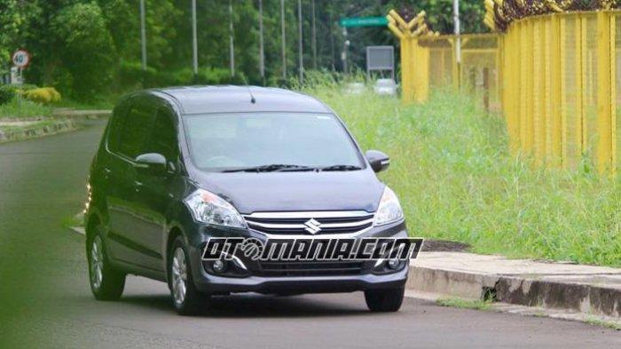 Suzuki Ertiga Tampil Elegan dan Mewah, Jadi Kebanggaan Keluarga