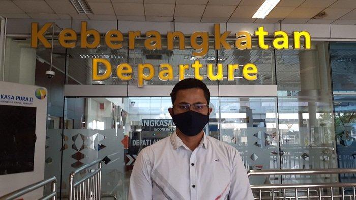 Bandara Depati Amir Pangkalpinang Optimalkan Fasilitas dalam Pemeriksaan Penumpang