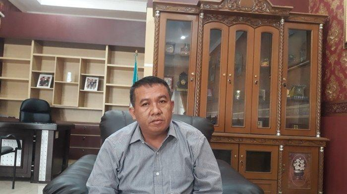 Ketua DPRD Basel Harap Anggota BPD yang Dilantik Bisa Bekerja untuk Membangun Desa