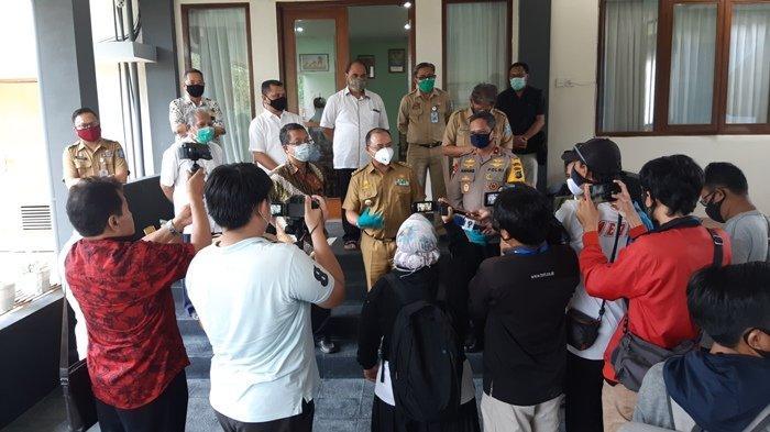 Atasi Penularan Viru Corona Pemprov Bangka Belitung Lakukan 3T