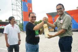 Erzaldi Ingin Jadikan Babel Tuan Rumah Event Panjat Tebing se-Asia Pasific