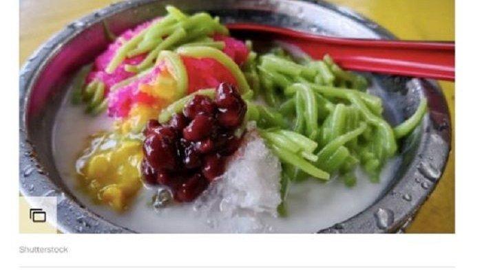 Malaysia Klaim Cendol, Orang Indonesia Tak Mau Berdebat Karena Masih Miliki Banyak Makanan Enak