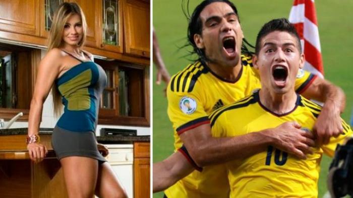 Kritik Falcao dan Rodriguez, Bintang Film Porno ini Dikecam Netizen