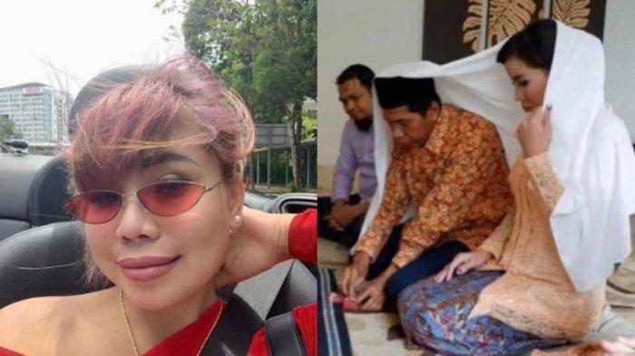 Eva Belisima, Sosok Istri Baru Kiwil, Wanita Rupawan, Modis dan Pengusaha Kaya Asal Kalimantan