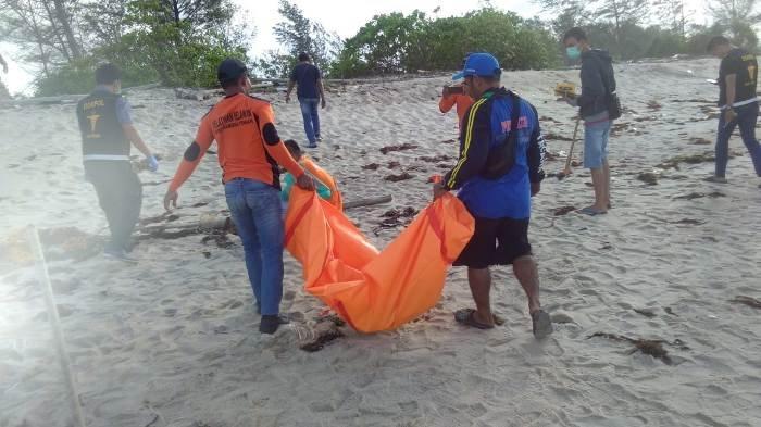 BREAKING NEWS Tim INAFIS Polres Bangka Tengah Lakukan Tes DNA Cocokan DNA Mayat Nelayan Parit Padang