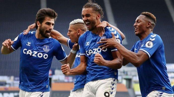 Update Klasemen Liga Inggris Everton Memimpin, Manchester United Terseok-seok di Papan Bawah